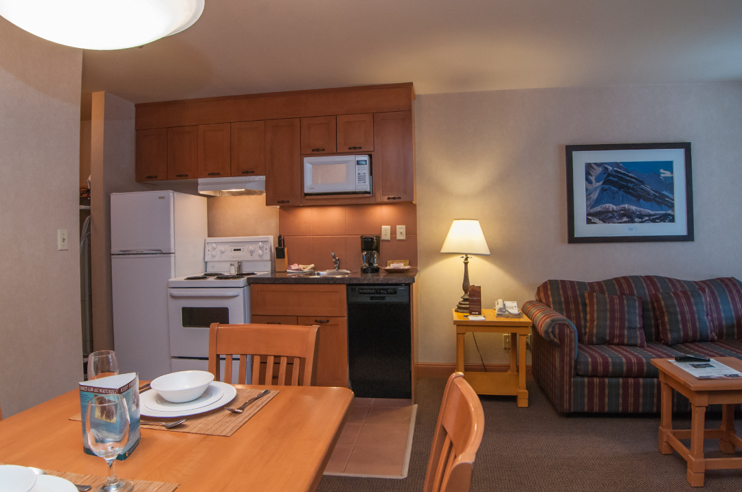 deluxe one bedroom condo hidden ridge resort
