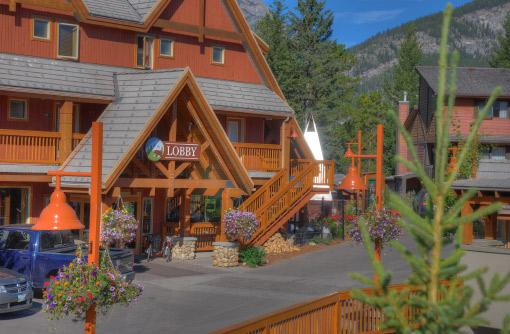 Hidden Ridge Resort Lobby