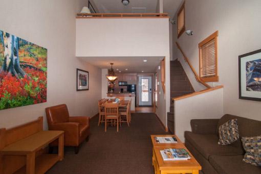 Premier Two Bedroom with Loft Condo