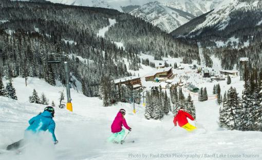 Banff Ski Packages