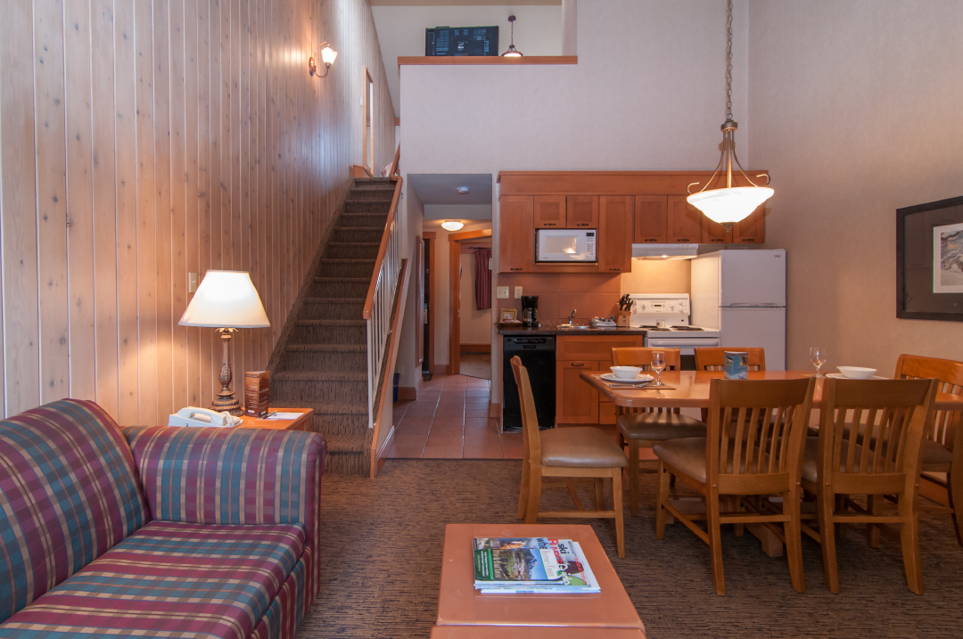 one bedroom with loft condo - hidden ridge resort