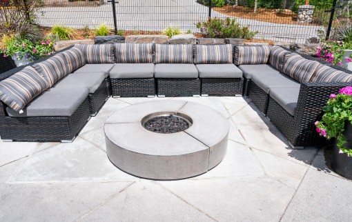 Amenities Fire-pit