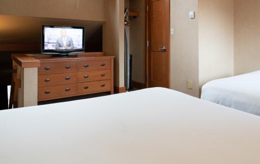 One Bedroom Loft Condo