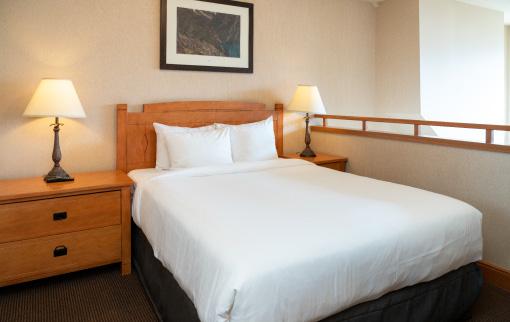 Premier Two Bedroom Loft Condo 3Q